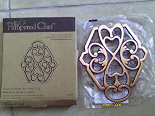 Pampered Chef Round-Up From the Heart 2011 Trivet