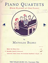 Piano Quartets ( Four Players at One Piano ) :