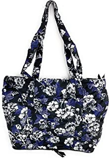 Vera Bradley Packable Tote Bag Frosted Floral
