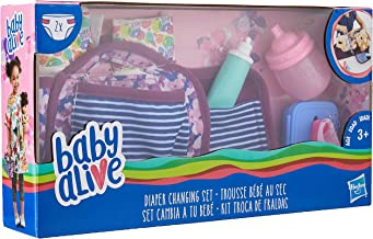 Baby Alive Diaper Bag Refill Doll