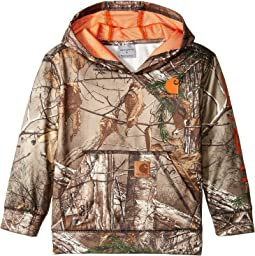 Camo Sweatshirt (Toddler/Little Kids)