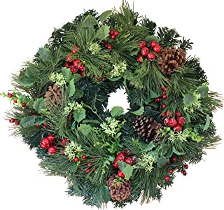 Best fresh wreaths free shipping Reviews