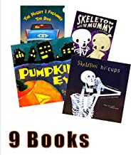 Halloween Pack: Pumpkin Eye; Skeleton Hiccups; the Night I Followed the Dog;wolf's Coming; Monster; Pumpkin Patch
