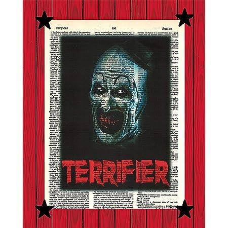 273623 Hot Terrifier 2017 Horror Movie Classic Film PRINT GLOSSY POSTER UK