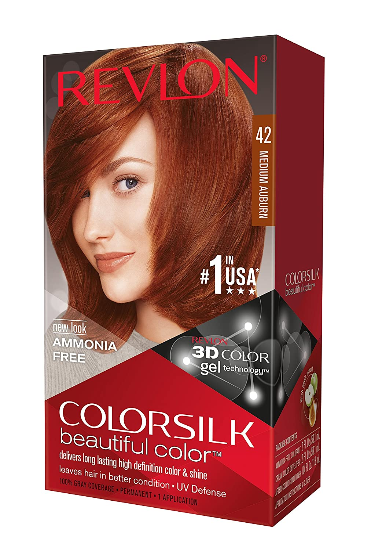 Revlon Colorsilk Haircolor Medium Ranking TOP8 55% OFF Auburn