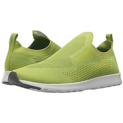 Native Shoes Ap Zenith Liteknit (Palm Green/Shell White/Dublin Rubber) Shoes