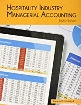 Best hospitality industry managerial accounting 7th edition Reviews