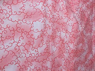 Pink Clouds - Patrick Lose for Timeless Treasures - Cotton Fabric