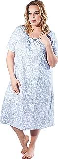 Italian Fashion IF Chemise de Nuit V/êtement Grossesse Allaitement Femme 194R 0111