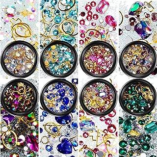 Best gemstone nail design Reviews