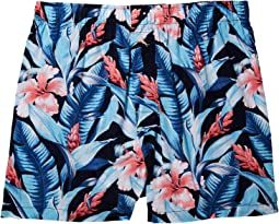 Island Washed Cotton Woven Boxer