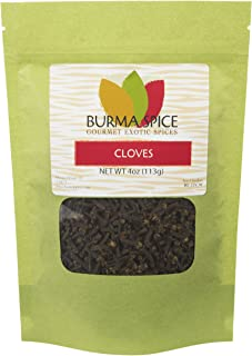 Whole Cloves : Aromatic Dried Herb : Holiday Spice Kosher (4oz.)