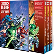 Best geoff johns justice league omnibus Reviews