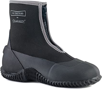 Ovation Ladies' Mudster Zip N Go Short Boot, Shorts - Amazon Canada