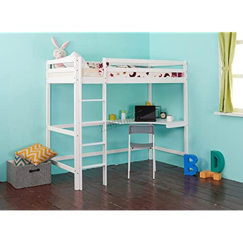 Bunk Beds With Desk Amazon Co Uk