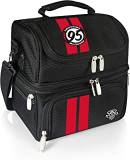 Disney/Pixar Cars 3 Lightning McQueen Pranzo Insulated Lunch Tote with Service for One
