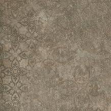 400 cm breit 300 BODENMEISTER BM70620 Vinylboden PVC Bodenbelag Meterware 200 Fliesenoptik hell-grau