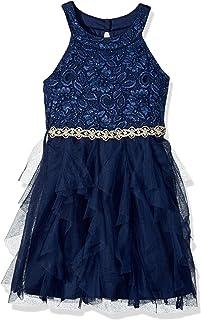 فستان للمناسبات الخاصة من ماي ميشيل دانتيل وتول