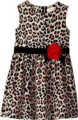 Kate Spade New York Kids - Classic Leopard Dress (Toddler/Little Kids)