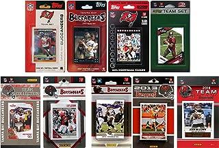C&I 收藏品 NFL 坦帕湾海盗队*收藏卡团队套装
