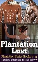 Plantation Lust: Plantation Series Books 1-3: Historical Interracial Erotica BMWW