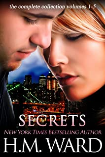 SECRETS: A New Adult Billionaire Book: The Complete Series (Volumes 1-5)