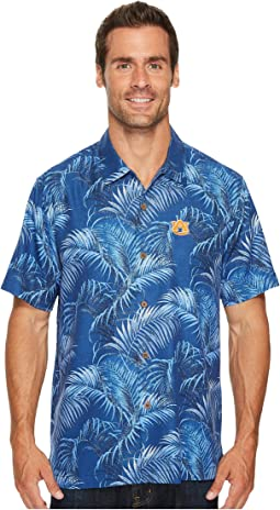 Tommy Bahama - Auburn Tigers Collegiate Series Fez Fronds Shirt