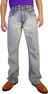 Best mens bootcut blue jeans Reviews