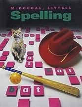 McDougal Littell Spelling: Grade 1 (McDougal School Spelling and Writing)
