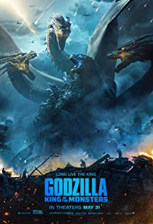 Movie Poster: King of The Monsters Posters and Prints Unframed Wall Art Gifts 12x18 Godzi02