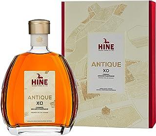 HINE ANTIQUE XO Cognac Grande Champagne Premier Cru de Cognac 1x0,7l - aus dem Hause Thomas Hine - Herkunft Jarnac, Region Cognac, Frankreich - Blend aus mehr als 40 Destillaten