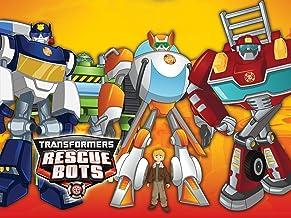 Transformers Rescue Bots - Season 2