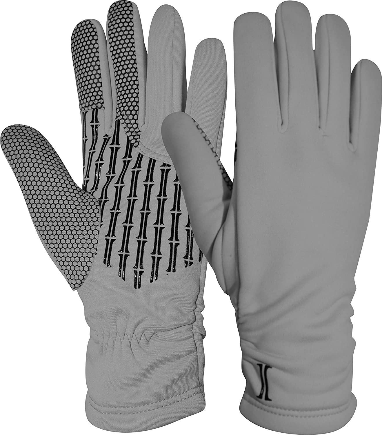 Igloos Ladies Stretch Fleece Ruched Touch Glove