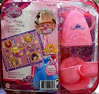 Disney Princess Tea Party Game Rug