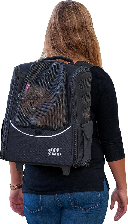 Pet Gear IGO2 Escort, Black