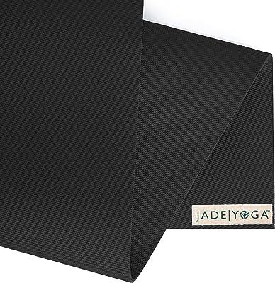 Jade Travel 68-by-1/8-inch Yoga Mat