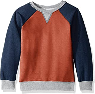 Boys' Fleece Crewneck Sweatshirt