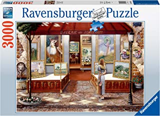 Ravensburger 16466 Gallery Of Fine Art 3000 Pieces Jigsaw Puzzle