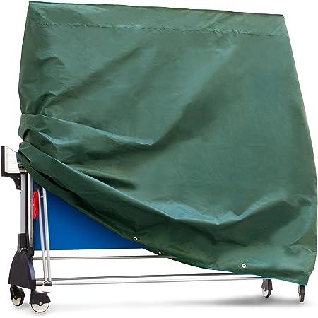 LKA Housse De Protection B/âche De Ping-Pong en Tissu Oxford Imperm/éable Et Respirant pour Table De Ping-Pong 165 X 70 X 185 Cm