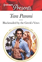 Blackmailed by the Greek`s Vows: A Marriage of Convenience Romance (Conveniently Wed! Book 3629)