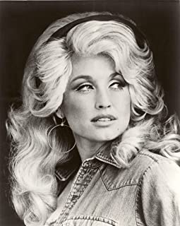 Legends Never Die Dolly Parton Framed Photo Collage 11 x 14-Inch