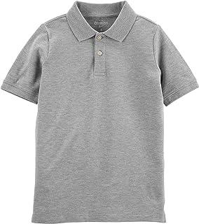 OshKosh B'Gosh Boys' Kids Short Sleeve Uniform Polo