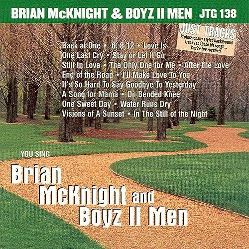 Amazon com: Just Tracks: Brian Mcknight and Boyz II Men