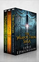 The Weapon Takers Saga Books 1-3: An Epic Fantasy Collection