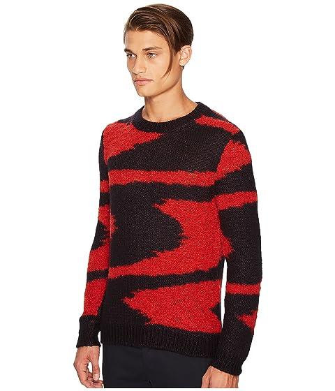Intarsia Dye Missoni Space Missoni Dye Space Intarsia Sweater Aq6aOYYw