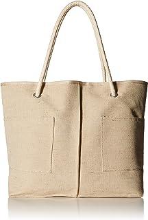 Haiku Caprice Tote Bag, Hemp Cotton