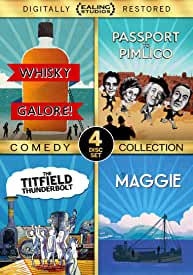 The EALING STUDIOS COMEDY COLLECTION Brings Together Four Classic British Comedies from Film Movement