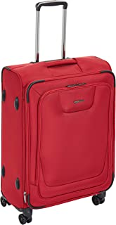 Best red spinner luggage Reviews