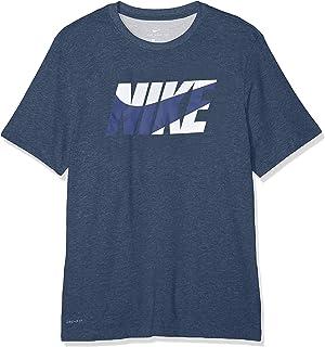 Nike 男式 M Nk Dry T 恤 Dfc Block T 恤