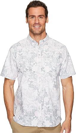 Tommy Bahama Seaspray Floral Camp Shirt